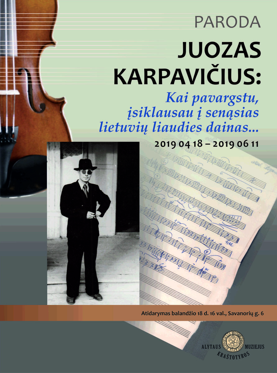 J. Karpavicius