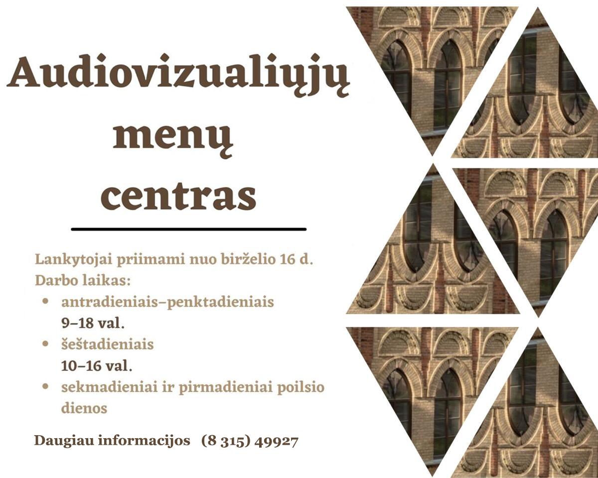 Sinagoga/Audiovizualiųjų menų centras